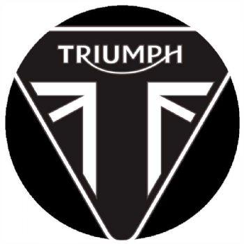 Triumph Motorbike Stickers